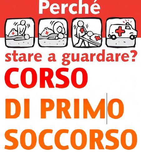 CORSO PRIMO SOCCORSO SETT 2015
